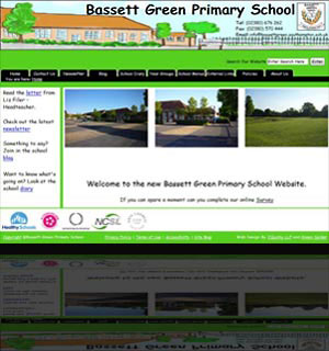 Website: Basset Green Primary School