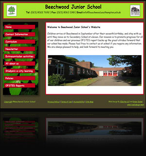 Website: Beechwood Junior School