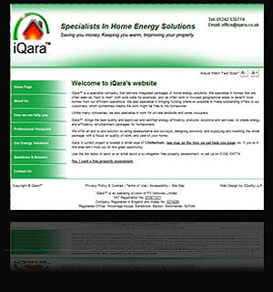 Website: iQara Home Energy Solutions