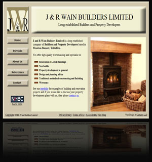 Website: JR Wain Builders