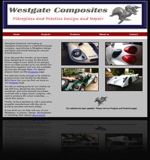 Website: Westgate Composites