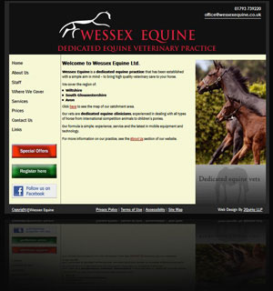 Website: Wessex Equine Vets